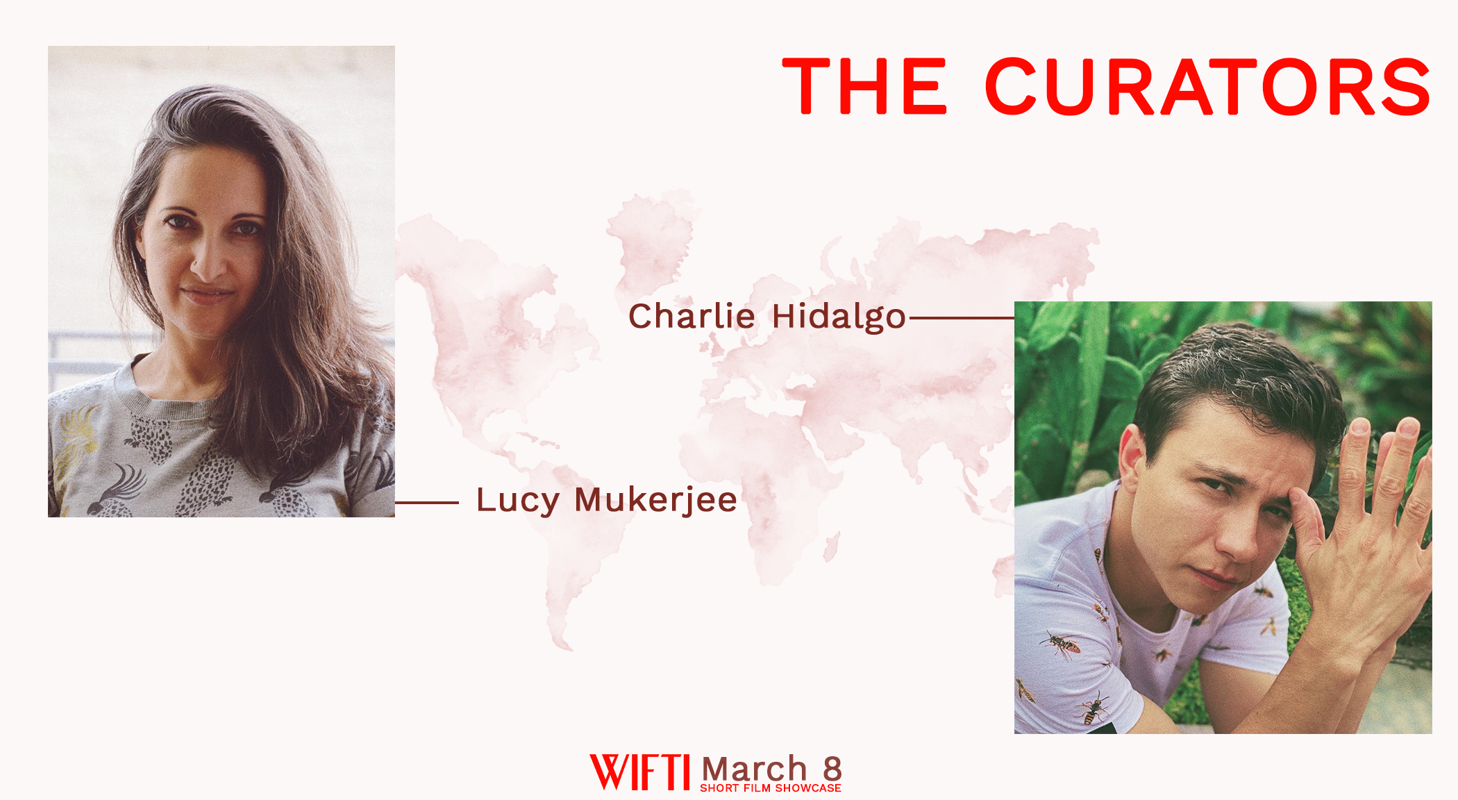 March 8 Curators