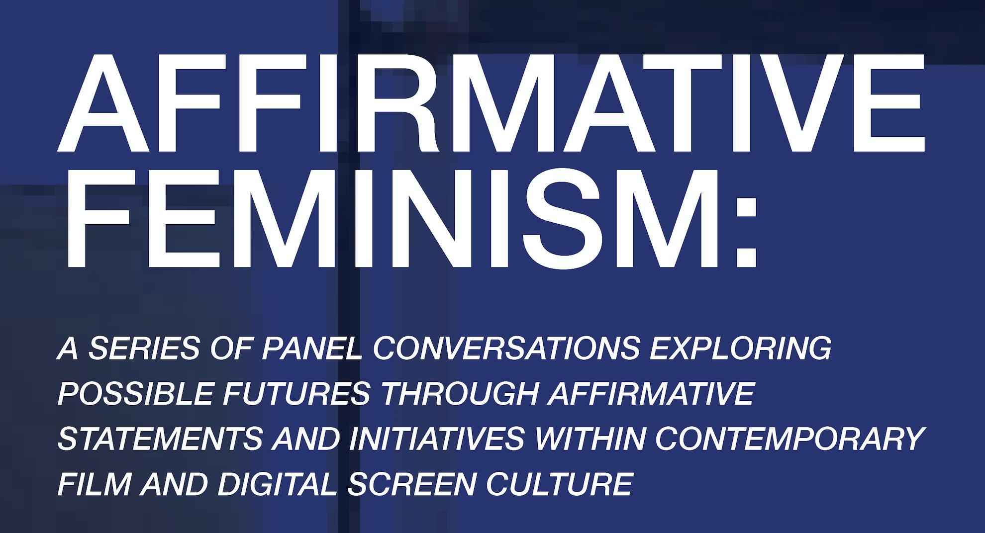 Affirmative Feminism