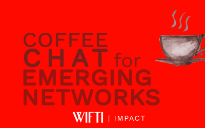 Coffee Chat for Emerging Networks