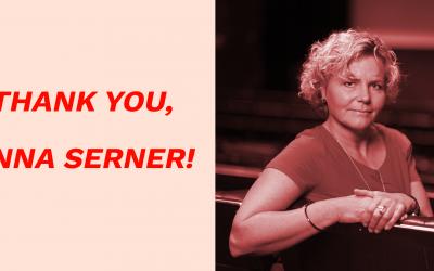 50 organisations celebrate Anna Serner alongside WIFTI