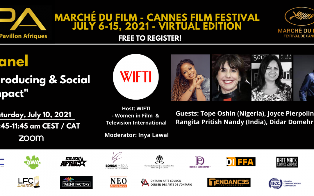 WIFTI x Cannes International Film Festival 2021